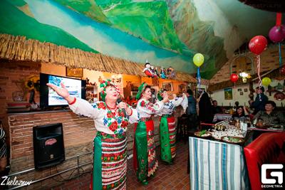 Ресторан Атырау
